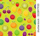 seamless pattern background... | Shutterstock . vector #332897933