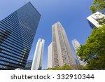 Shinjuku Skyscrapers Of Fresh...
