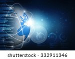 globe internet connecting | Shutterstock . vector #332911346