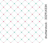 geometric seamless pattern.... | Shutterstock .eps vector #332914334