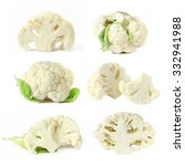 Collection Of Cauliflower...