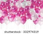 Sweet Pastel Tone Balloons...