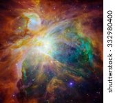 The Orion Nebula  Messier 42 ...