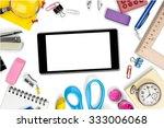 school. | Shutterstock . vector #333006068