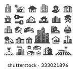 house vector logo design...   Shutterstock .eps vector #333021896