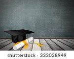 graduation. | Shutterstock . vector #333028949