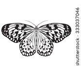 Butterfly Idea Leuconoe. Paper ...
