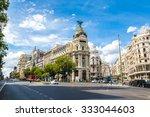 Metropolis Hotel In Madrid In...