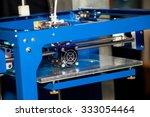 working 3d printer | Shutterstock . vector #333054464