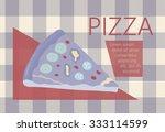 fast food vector illustration... | Shutterstock .eps vector #333114599