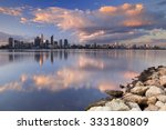 The Skyline Of Perth  Western...