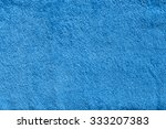 blue towel background | Shutterstock . vector #333207383