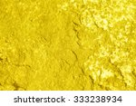 stone surface of the gold | Shutterstock . vector #333238934