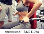 sport  fitness  teamwork ... | Shutterstock . vector #333241088