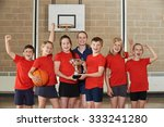 Victorious School Sports Team...