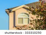 the top of the house or... | Shutterstock . vector #333310250