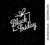 Black Friday Calligraphic...