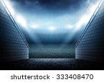 stadium | Shutterstock . vector #333408470