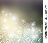 sparkling cover design template ... | Shutterstock .eps vector #333505994