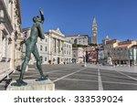 piran  slovenia   october 30 ... | Shutterstock . vector #333539024