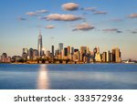Skyline Of New York City  Lower ...