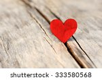 Hearts On Old Wood.. Backgroun...