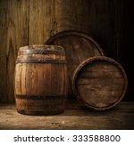 Background Of Barrels