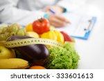 Healthy Nutrition Concept....