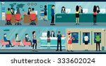 citizens can use financial... | Shutterstock .eps vector #333602024