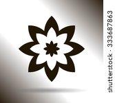 flower   Shutterstock .eps vector #333687863
