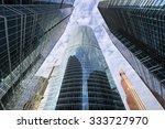 modern business office... | Shutterstock . vector #333727970