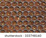 farm of hydroponic plantation ... | Shutterstock . vector #333748160