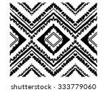 ethnic pattern geometric