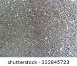 black glitter background  | Shutterstock . vector #333845723