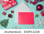 Greeting Card Mock Up Template...