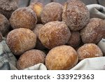Baked Snickerdoodle Donut Holes ...