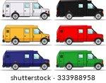detailed illustration of six... | Shutterstock .eps vector #333988958