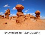 Remarkable Sandstone Erosion...