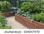 Vegetable Garden Begs