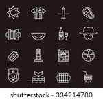 argentina icons