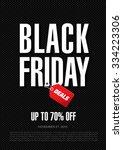 black friday sale.   Shutterstock .eps vector #334223306