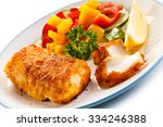 Fish Dish   Fried Fish Fillets...