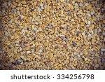crushed gravel texture | Shutterstock . vector #334256798