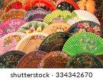 Display Of Colorful Spanish...