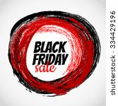 black friday sale abstract... | Shutterstock .eps vector #334429196