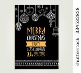 Party invite free vector art 8386 free downloads vector christmas party invitation with toys holiday background and design banner stopboris Choice Image