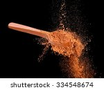 Cocoa Powder Explosion From A...