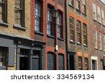facades of east london | Shutterstock . vector #334569134