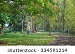 Alton Baker Park In Eugene...