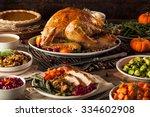 Homemade Roasted Thanksgiving...